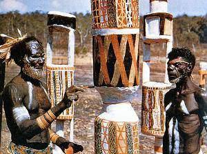 totem aborigène