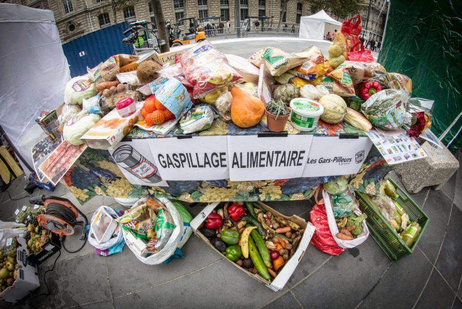 loi anti-gaspillage alimentaire