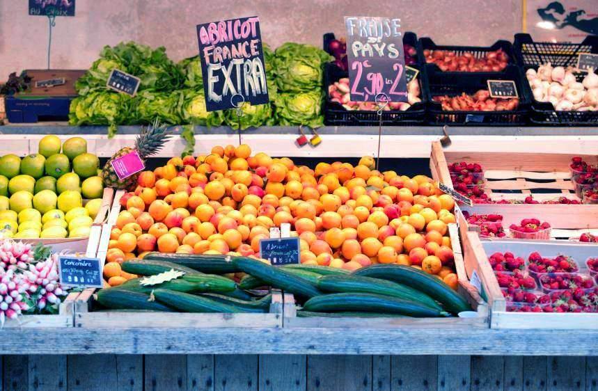 fruits légumes juin