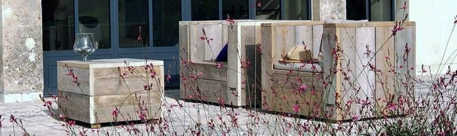 Trendsnow meuble bois palette recyclage 6 pictures to pin - Transformer des palettes en meuble ...