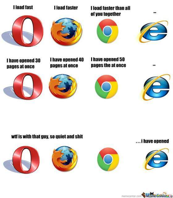 internet explorer jokes browser gags