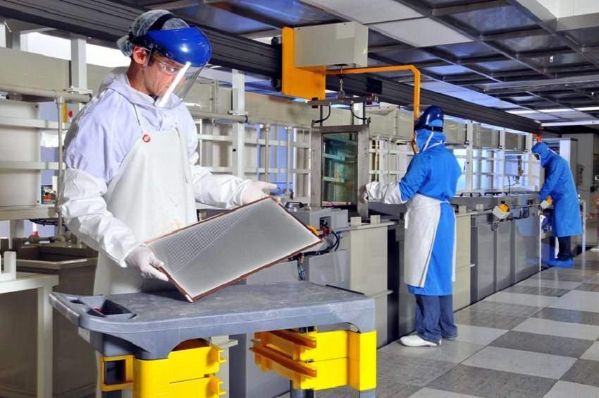 filtre photovoltaïque