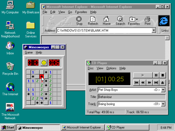20 ans d internet