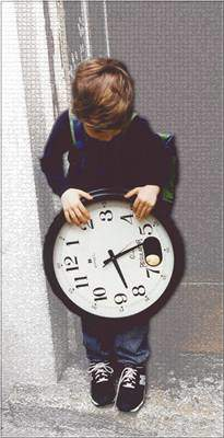 rythme biologique de l'enfant