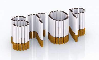 Mètre libre de cesser de fumer