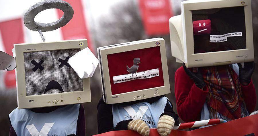 liberté sur internet