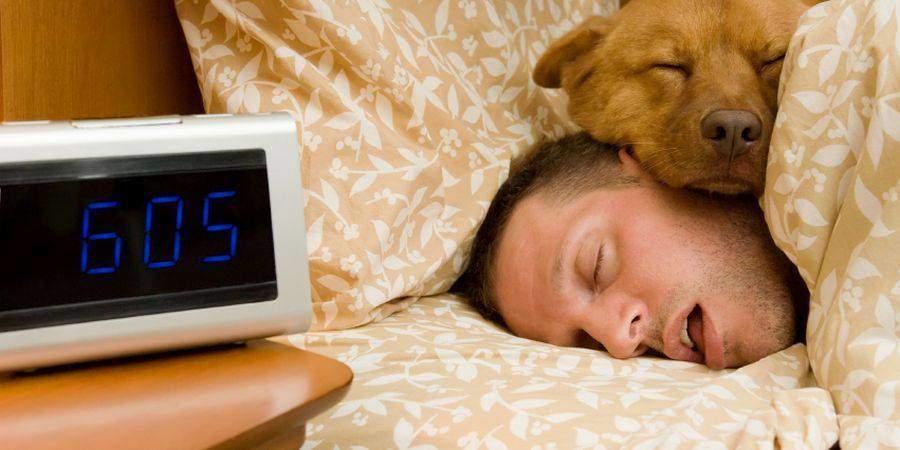 temps de sommeil idéal