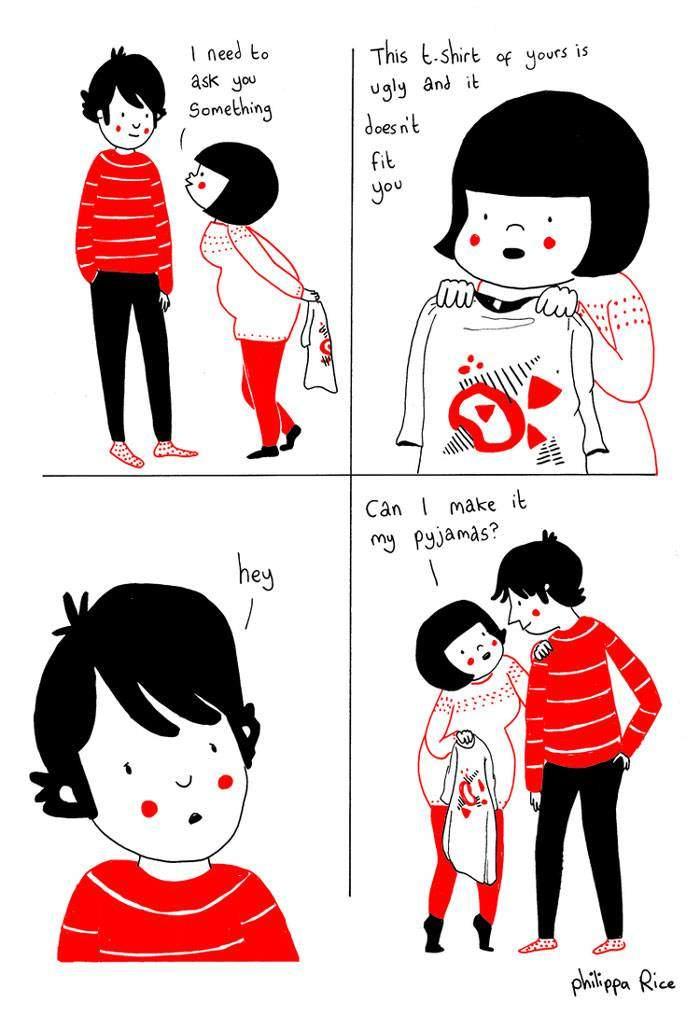 L'amor rau en coses petites