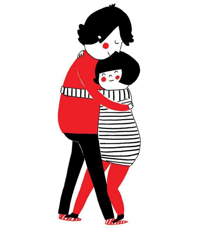 amour réside dans de petites choses