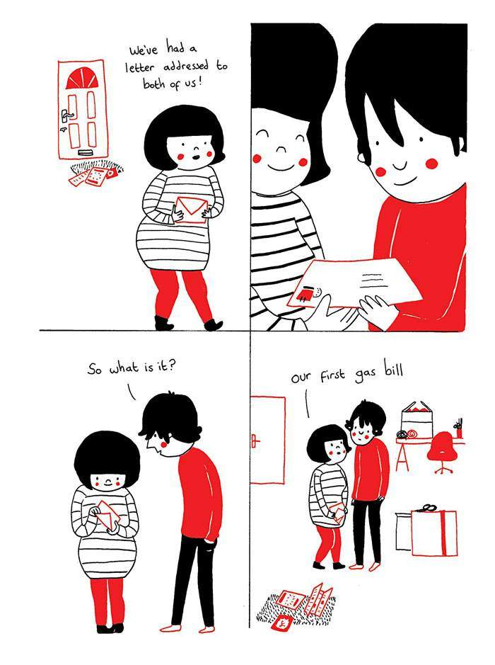 Love Lies In Petites coses