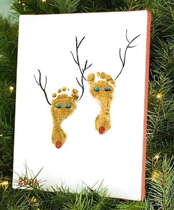 Une Sélection De 37 Décorations De Noël à Réaliser Avec