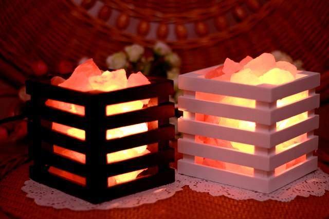 lampes de sel