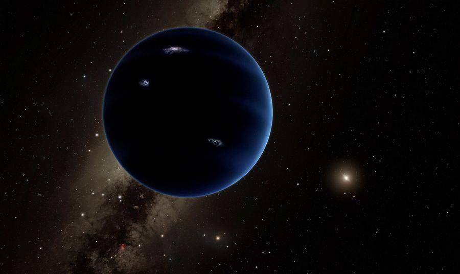 neuvieme planete