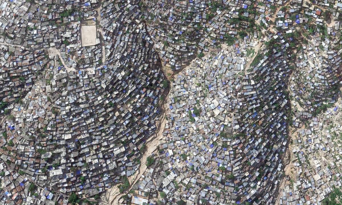 surpopulation mondiale
