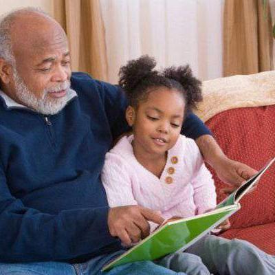 Les grands-parents