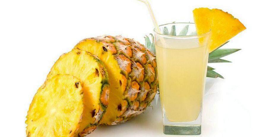Le jus d'ananas frais 500% plus efficace que les sirops