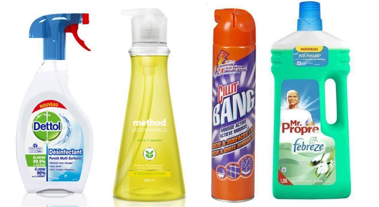 24406aafc1f La liste noire des produits ménagers toxiques à éviter