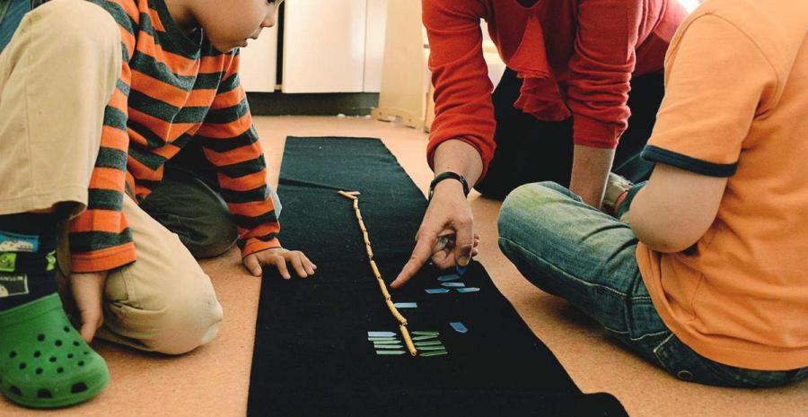 école publique Montessori