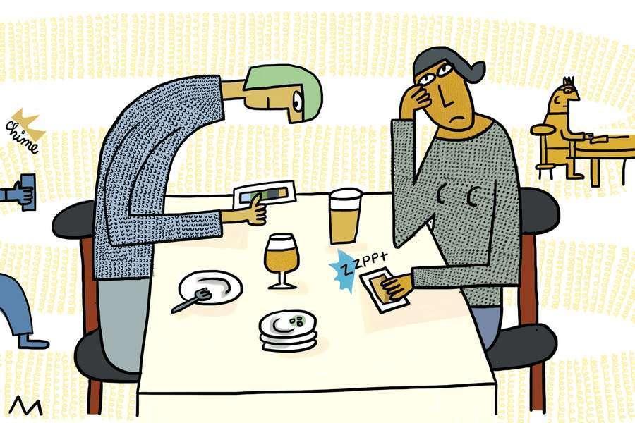 Ces téléphones que nous aimons trop