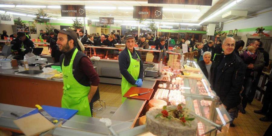 paysans rachètent un supermarché