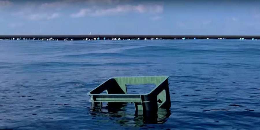 nettoyage des océans