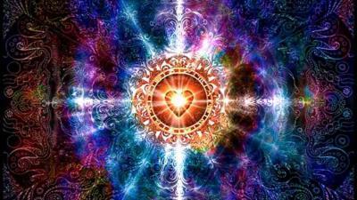 message d'amour universel
