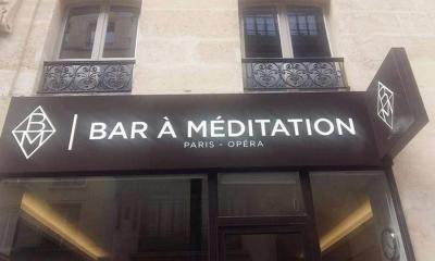bar à méditation