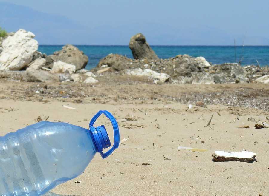 alimentation contaminée par le plastique