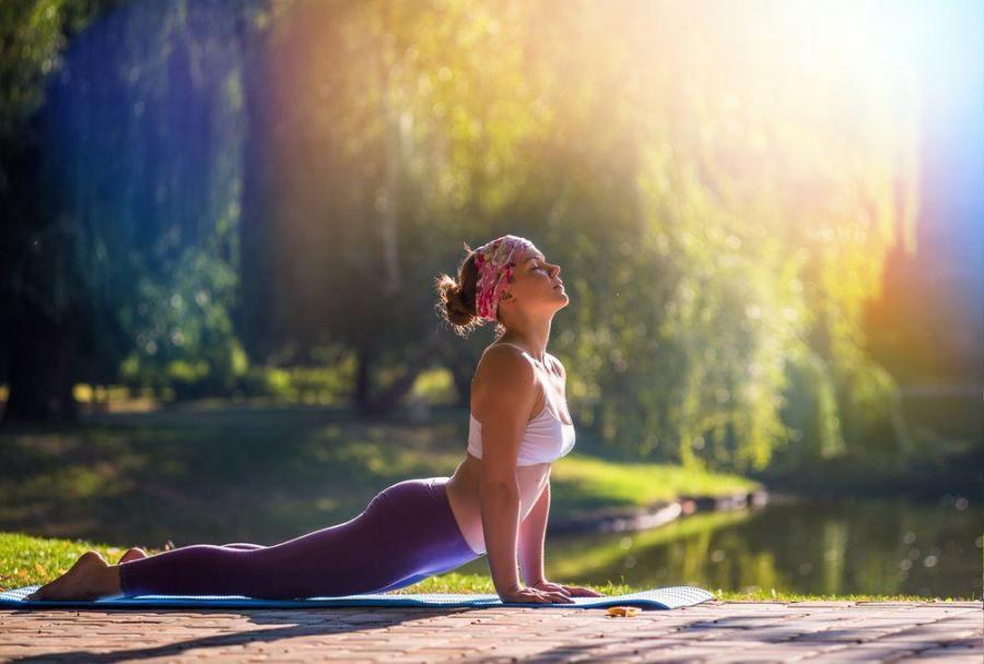 postures de hatha yoga