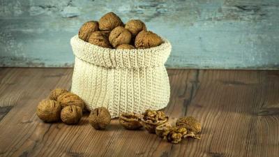 5 noix par jour