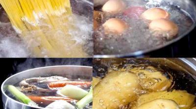 eaux de cuisson