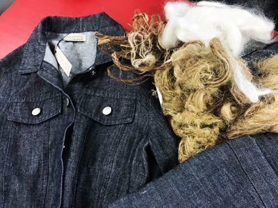 vêtements en ortie