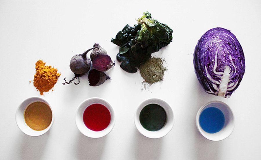 colorant végétal