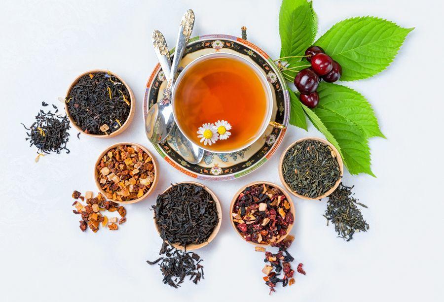 Faire son thé parfumé maison à base de fleurs, épices ou fruits 5fdd5301ec4