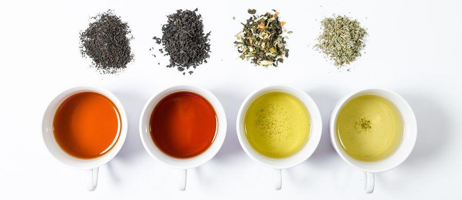 thé parfumé