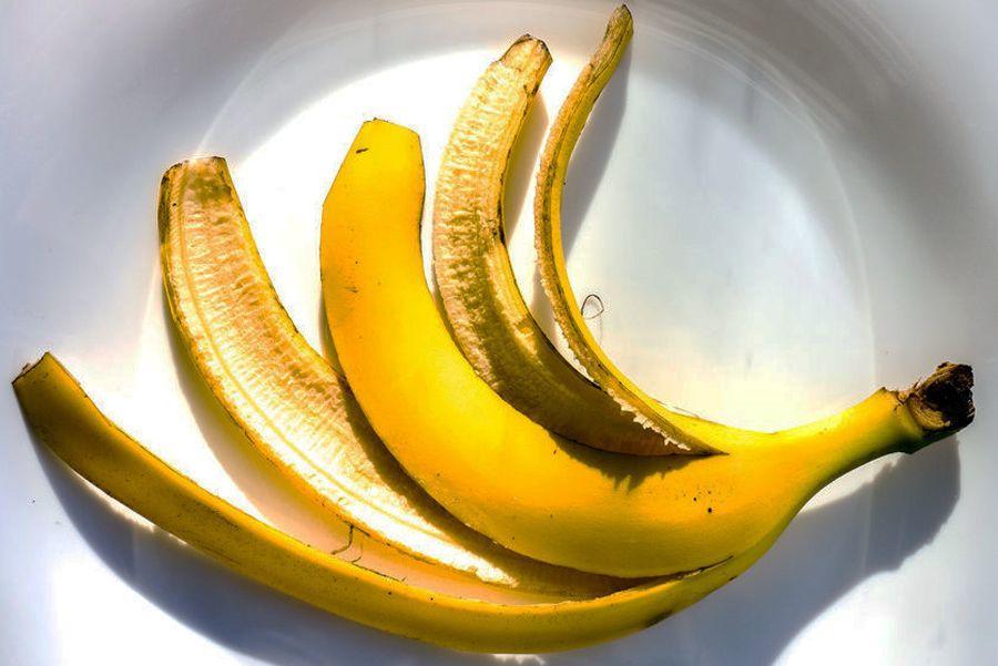 #peau_banane_beauté
