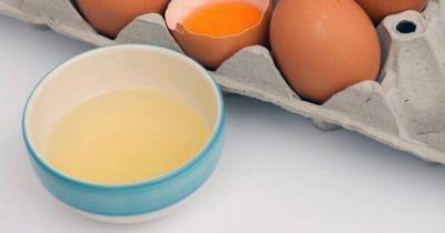 réutiliser les blancs d'œufs