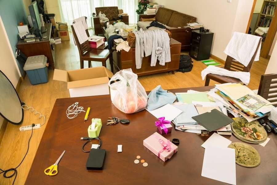 d sencombrer sa maison une m thode simple pour y arriver. Black Bedroom Furniture Sets. Home Design Ideas