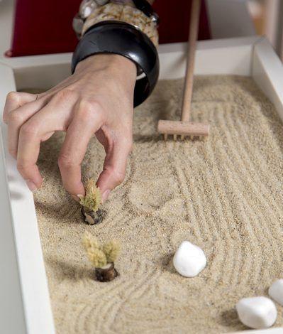Réaliser un Jardin Zen miniature pour accéder à la paix ...