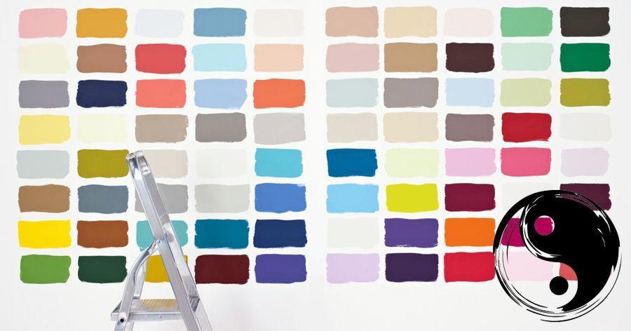 Couleur feng shui d couvrez la symbolique et l 39 harmonie des 11 couleurs - Couleur cuisine feng shui ...