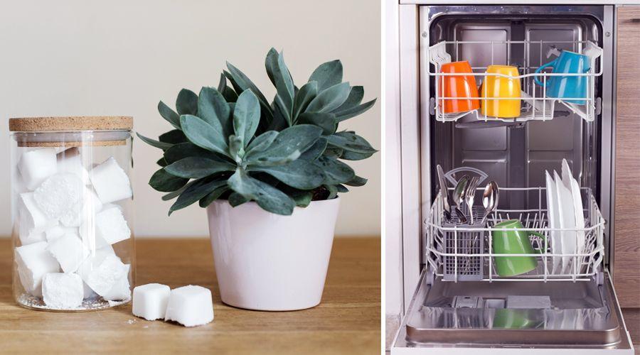 produit lave vaisselle tablettes ou poudre 2 recettes simples et cologiques. Black Bedroom Furniture Sets. Home Design Ideas