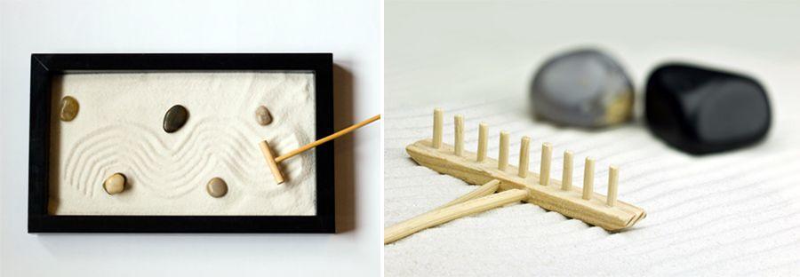 Realiser Un Jardin Zen Miniature Pour Acceder A La Paix Interieure