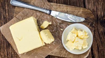 Recette de beurre